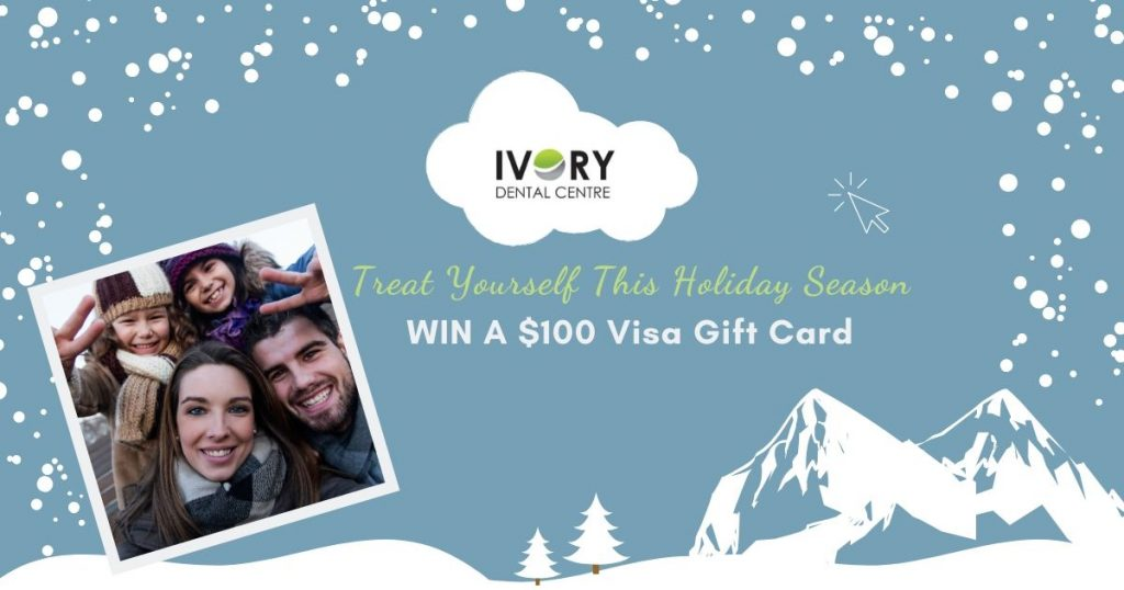 Ivory Dental Holiday Giveaway